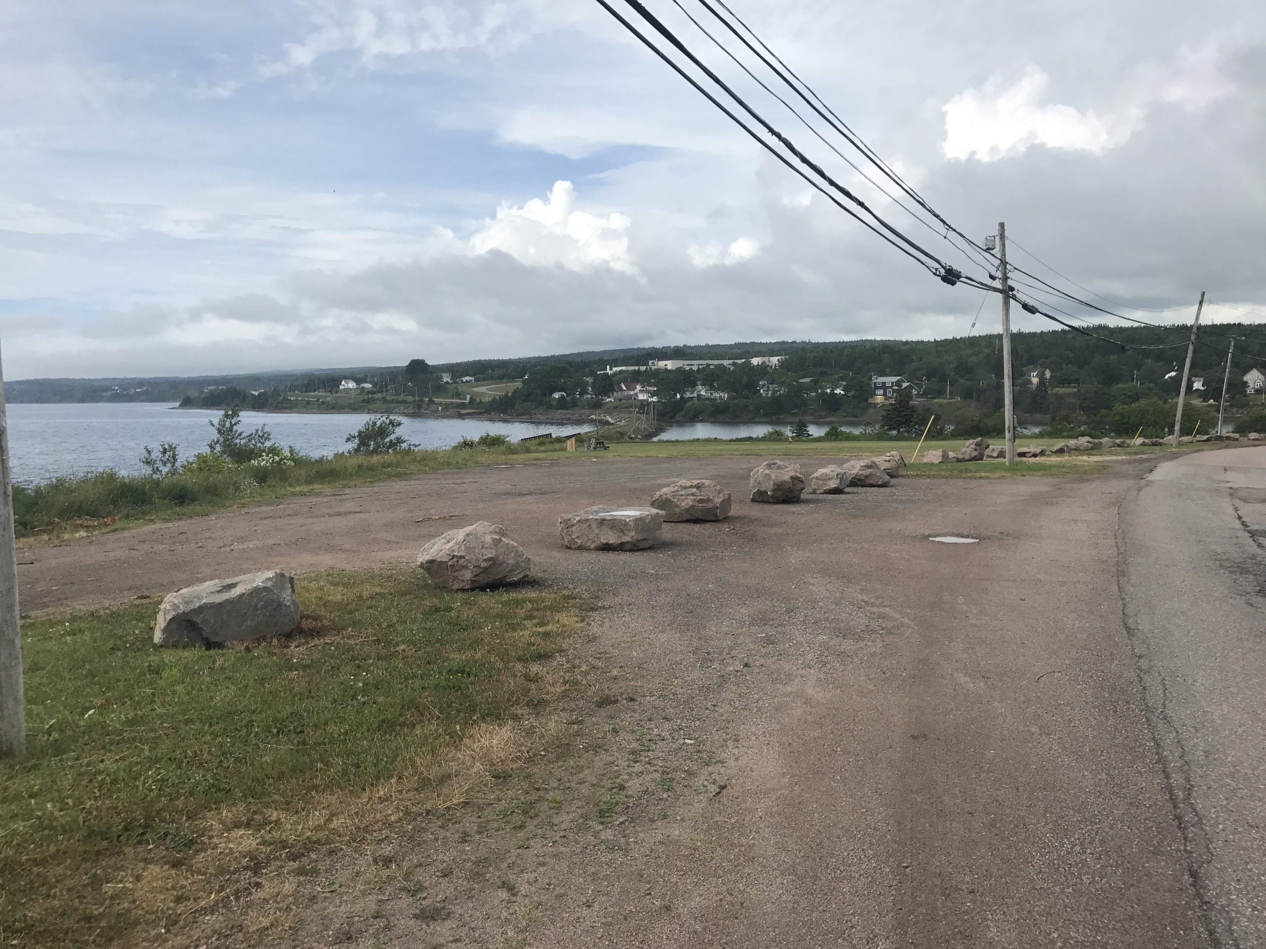 Port Hawkesbury officials receive mixed feedback after banning camping at unauthorized site