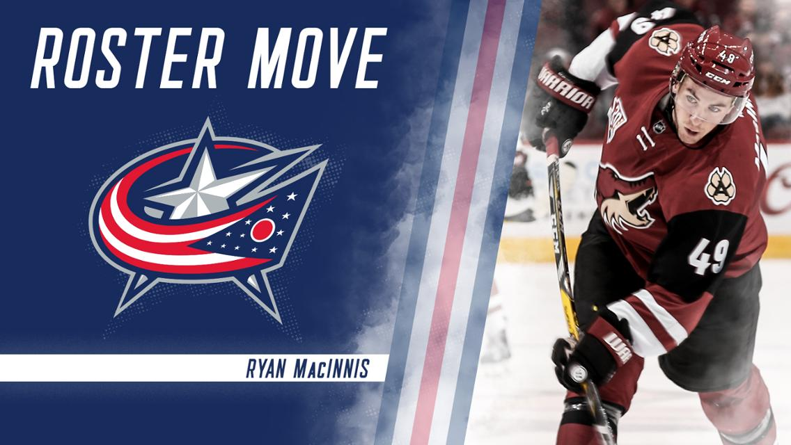MacInnis finds new hockey home