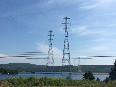 Nova Scotia Power project complete