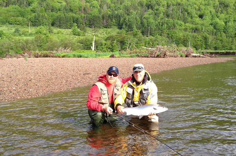 DFO officials re-open local rivers to angling