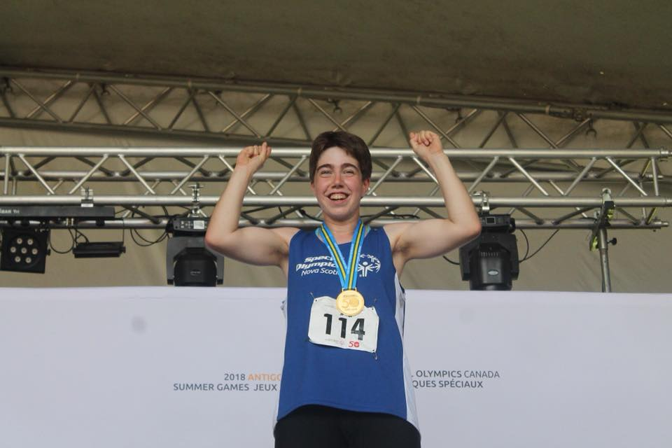 Special Olympics Canada 2018 Summer Games results (from Antigonish Friday)