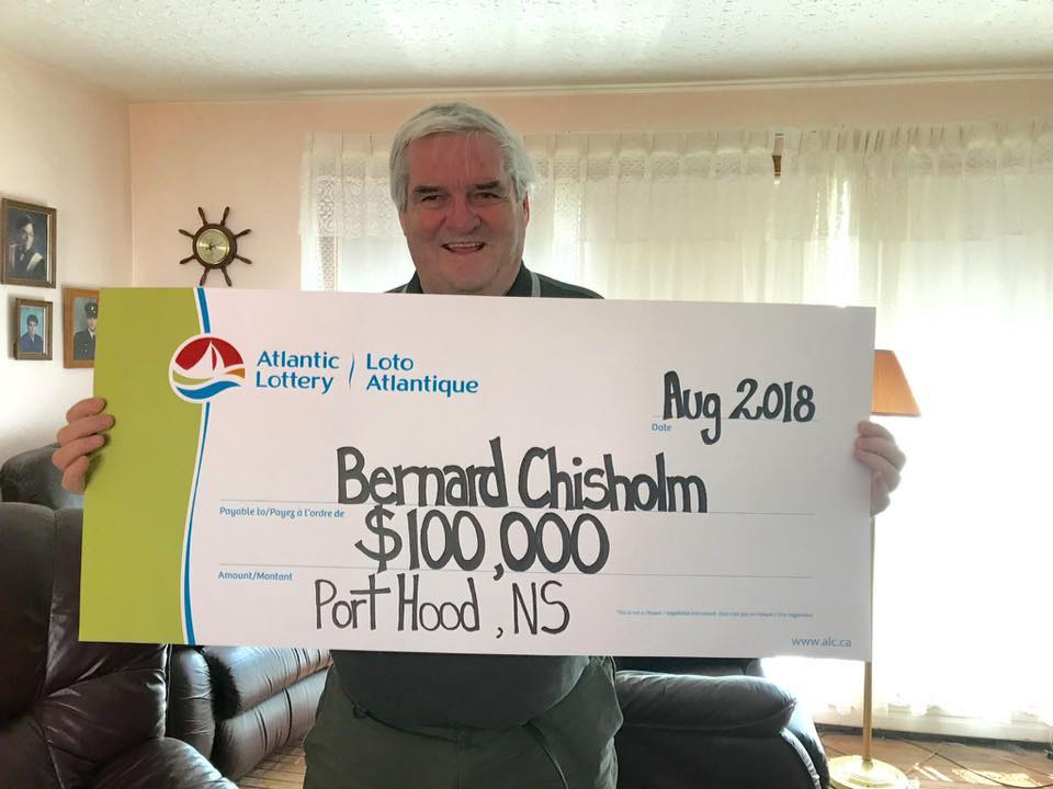 Port Hood man claims Tag prize