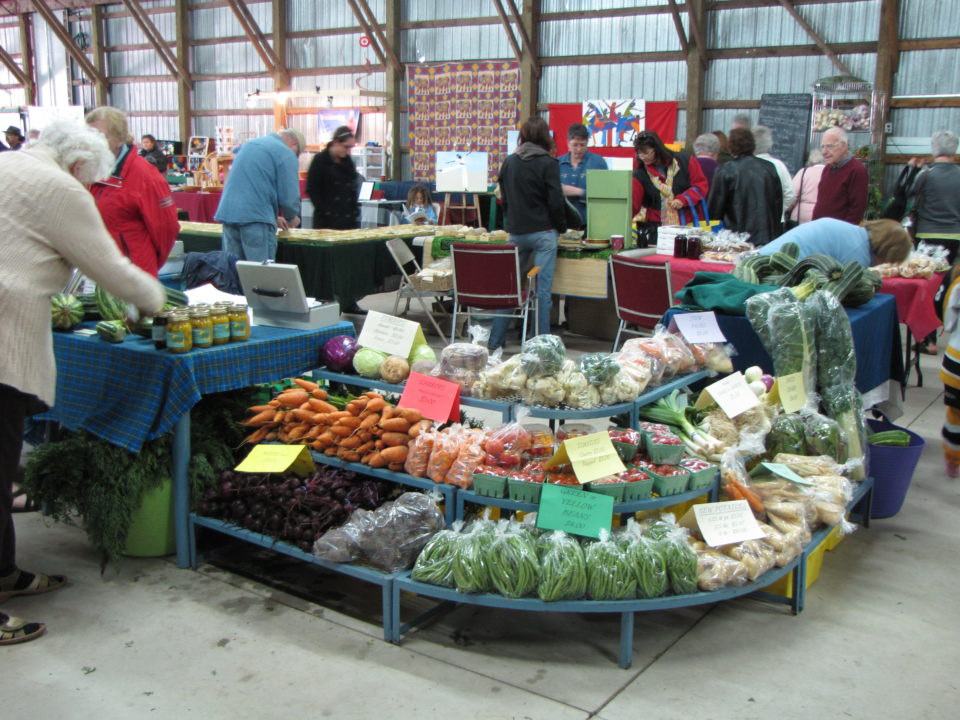 Town Councillors approve funding for new farmer's market location