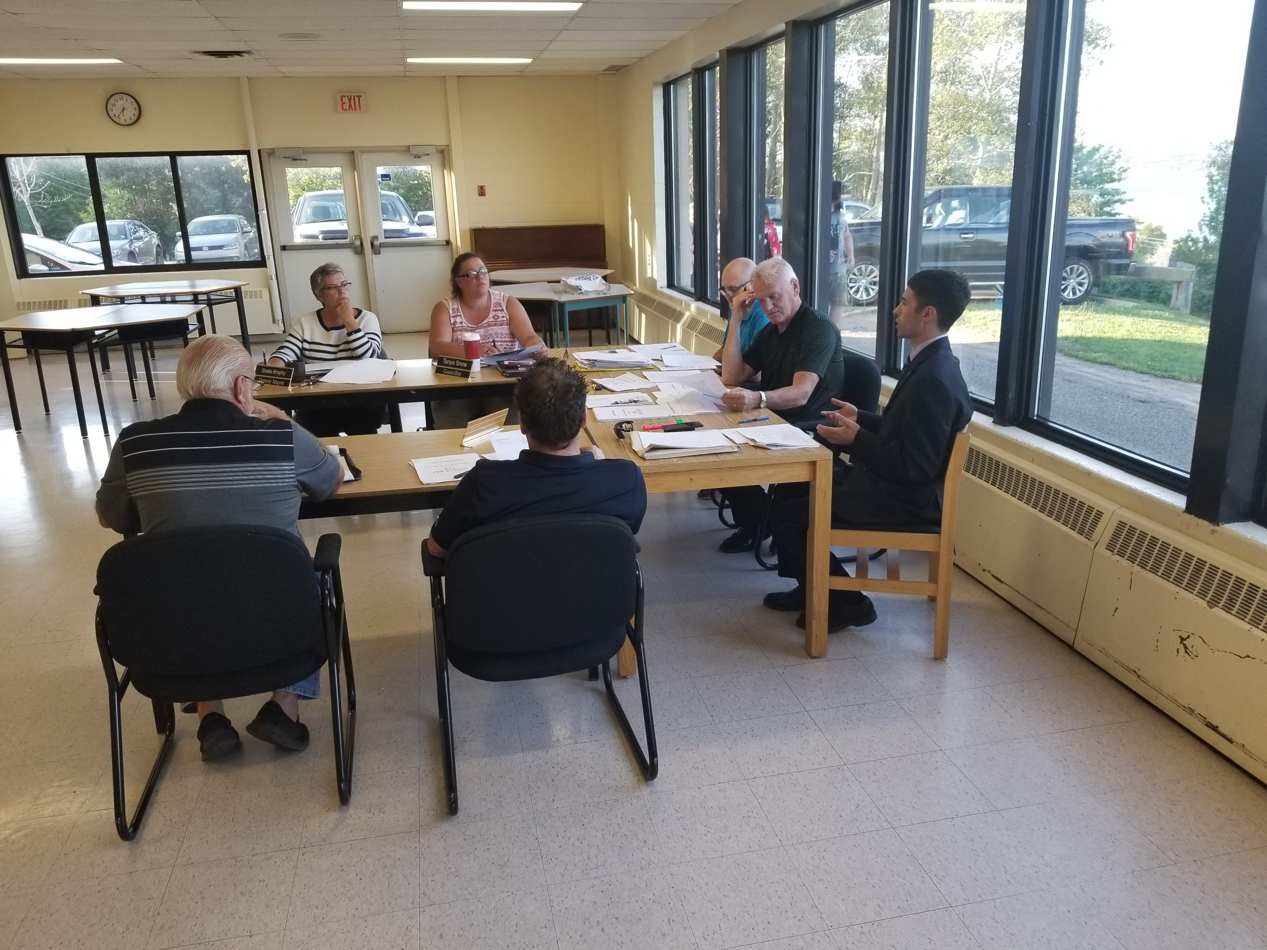 Mulgrave town councillors approve latest financial statements