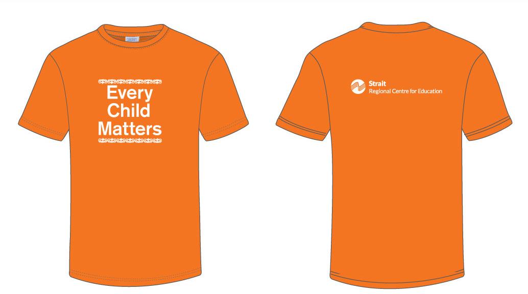 Students, teachers celebrate Orange Shirt Day