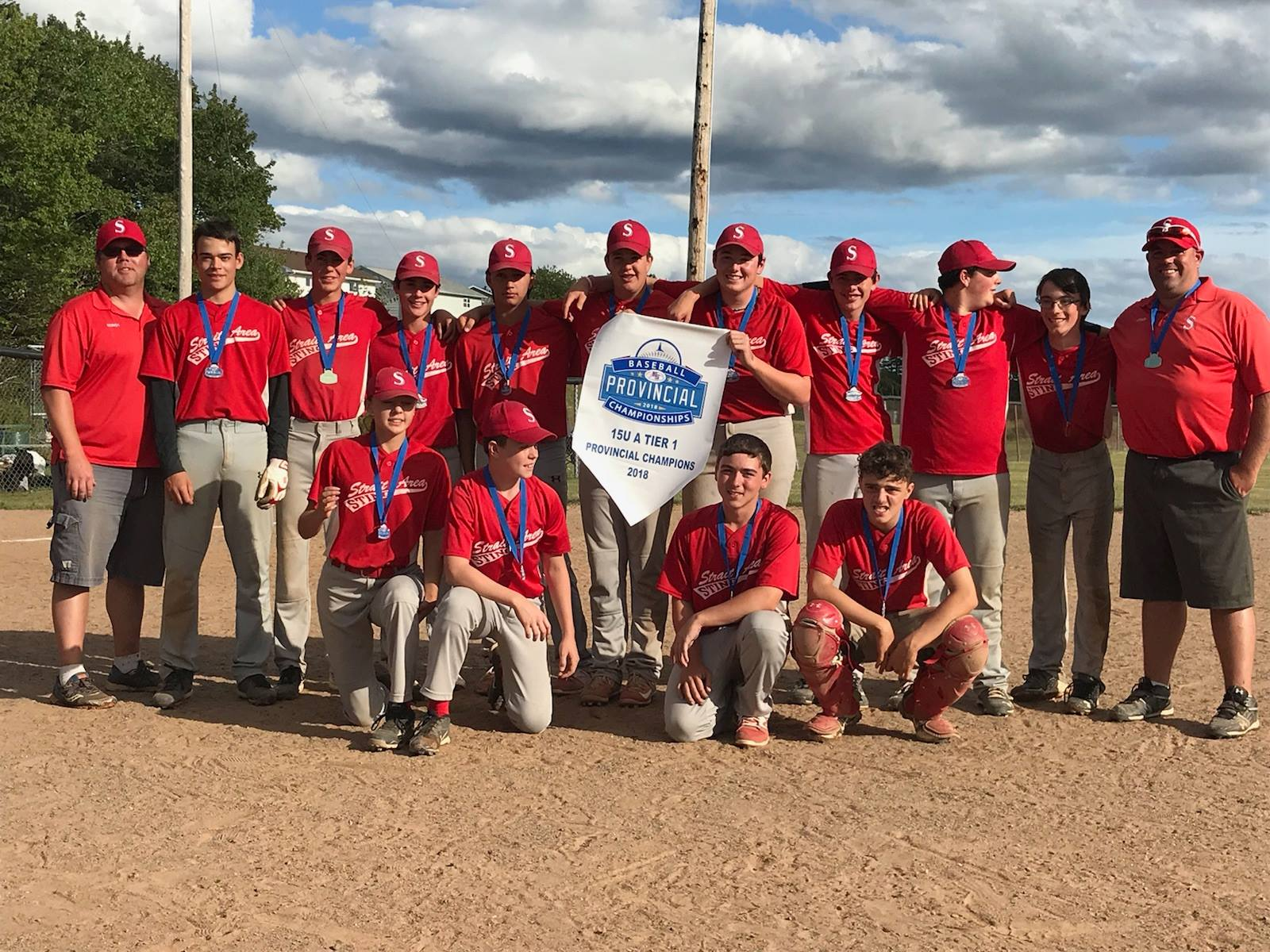 Bantam A 15U Baseball Provincials results (from Cole Harbour Sunday)