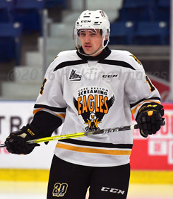 Smith named Screaming Eagles captain
