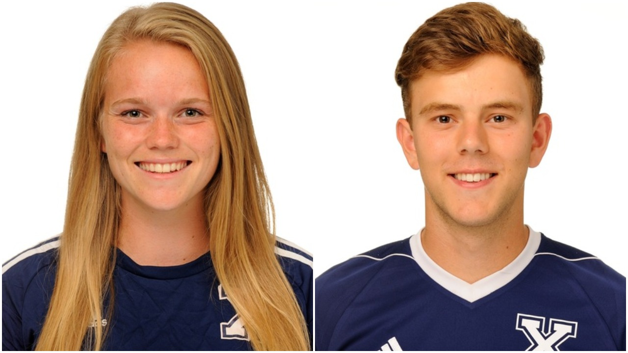 Pair of soccer strikers take home AOTW