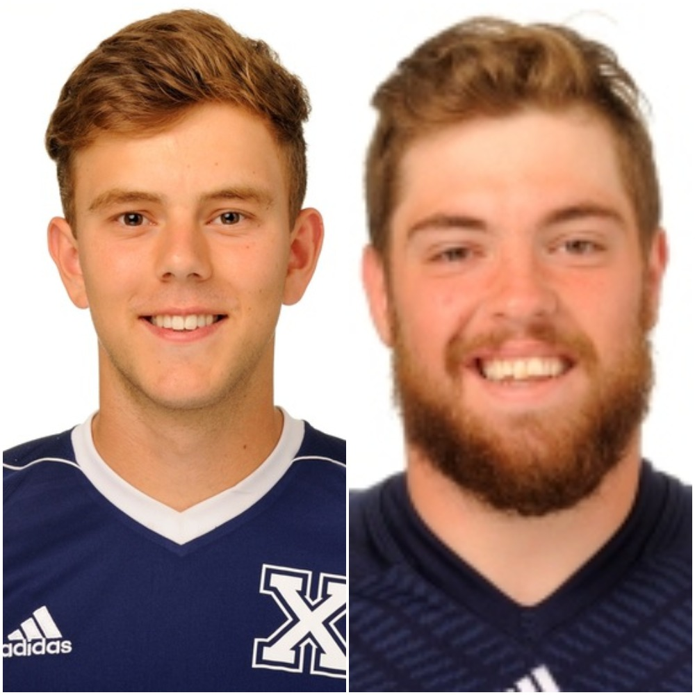 One StFX Soccer player, One football player named in AUS AOTW