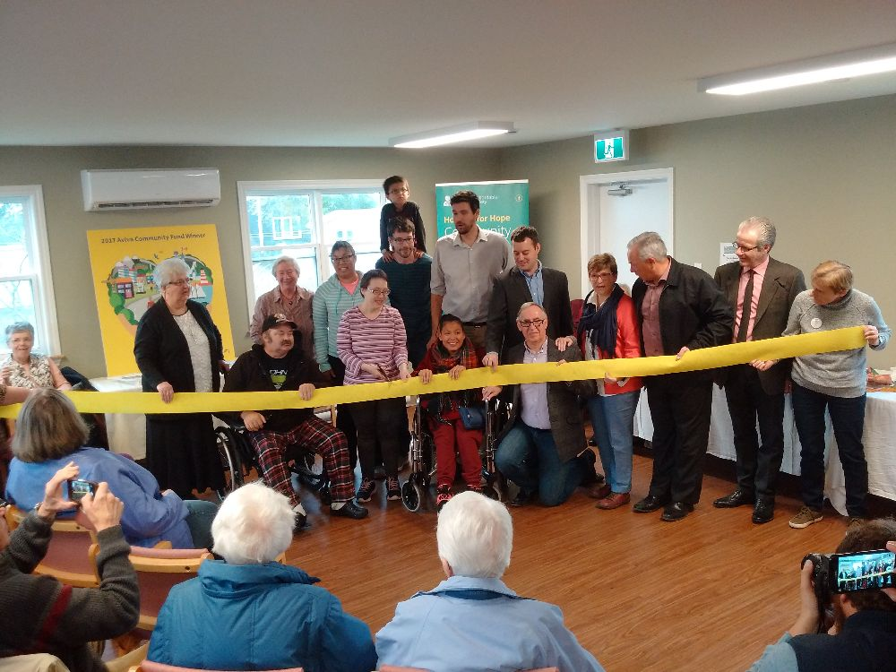 Antigonish Affordable Housing Society officially opens 10 new units