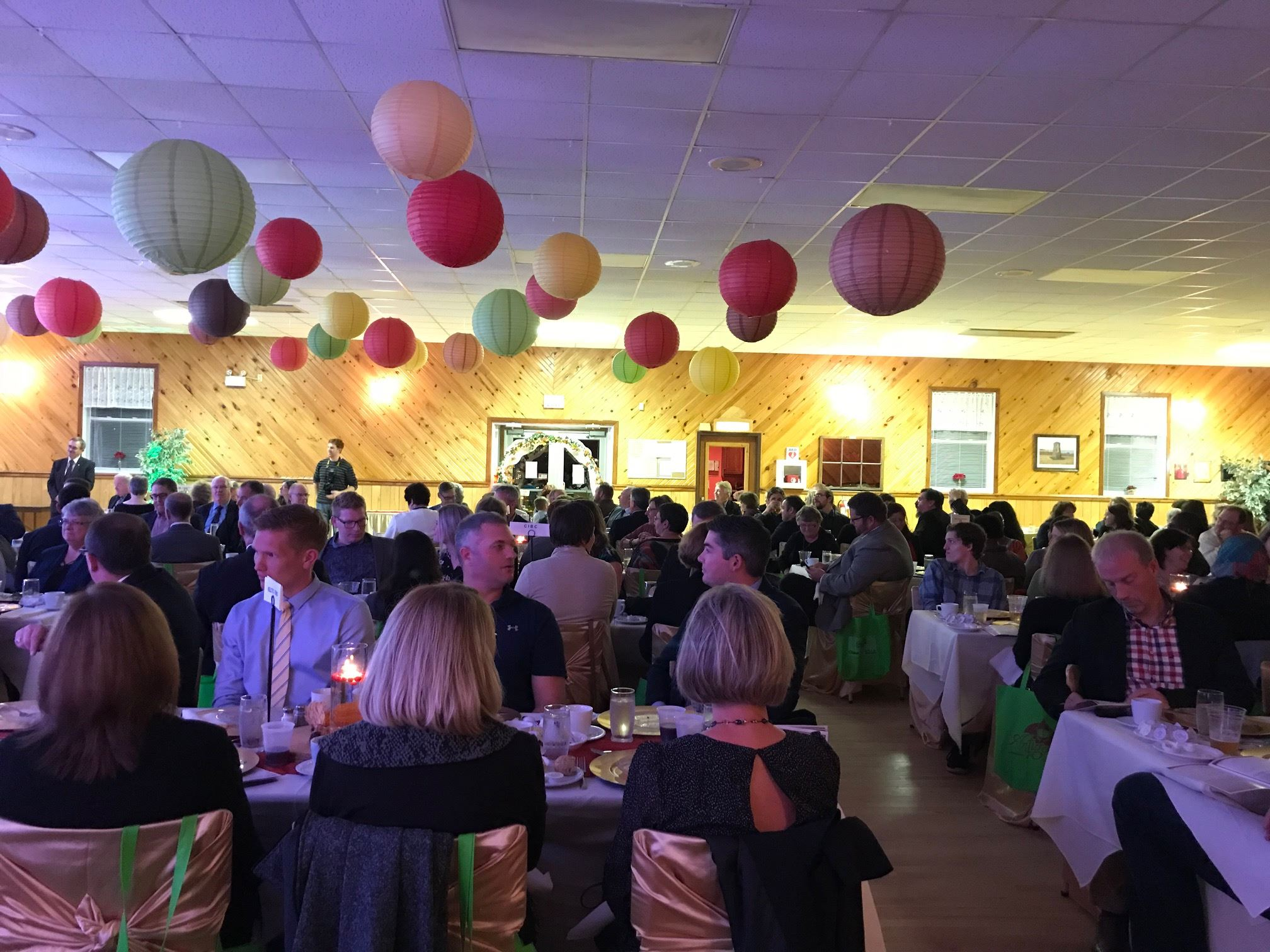 Chamber reps hand out small business awards