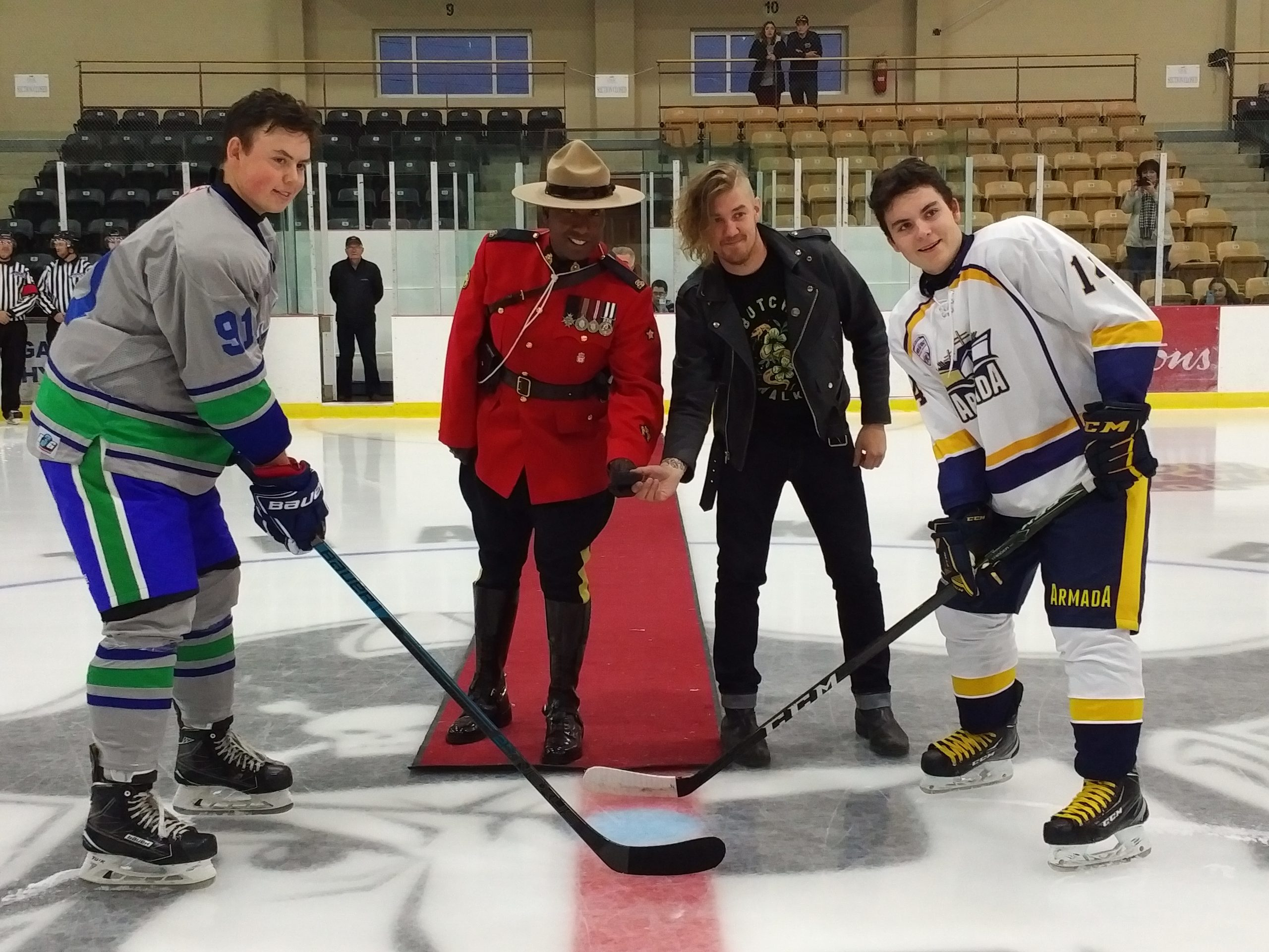 Nova Scotia Minor Midget AAA Hockey League results (from Port Hawkesbury Saturday)