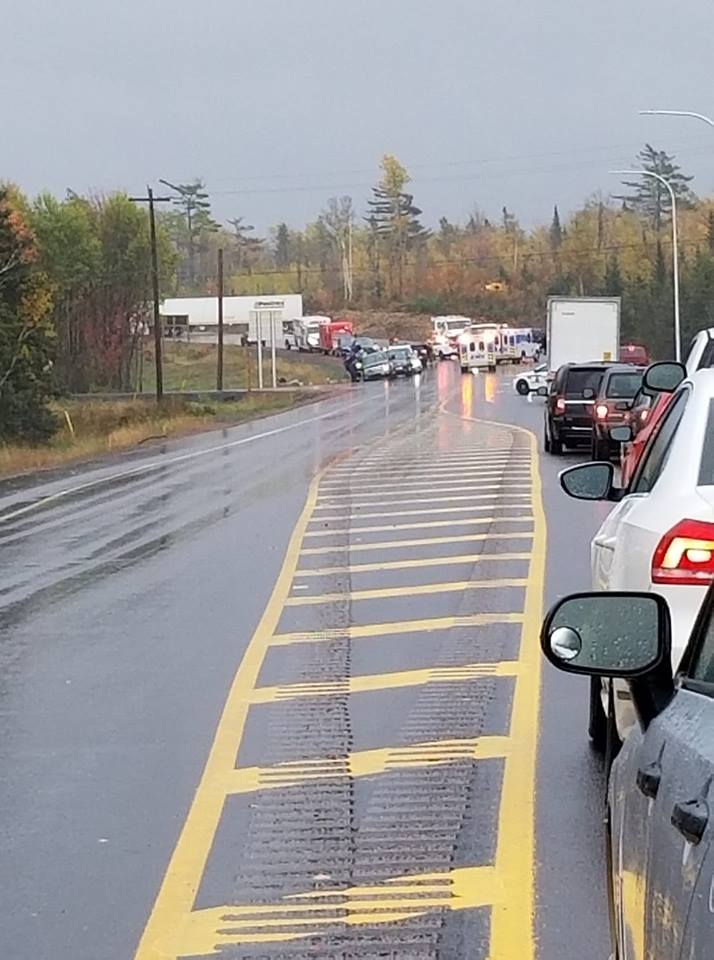 One person dead in Hwy 104 crash
