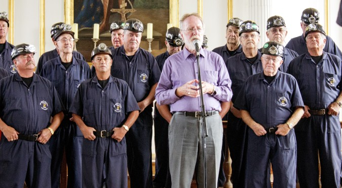Men of the Deeps conductor, musical director passes away