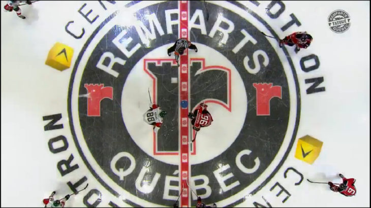 Quebec Major Junior Hockey League results (from Quebec Wednesday)