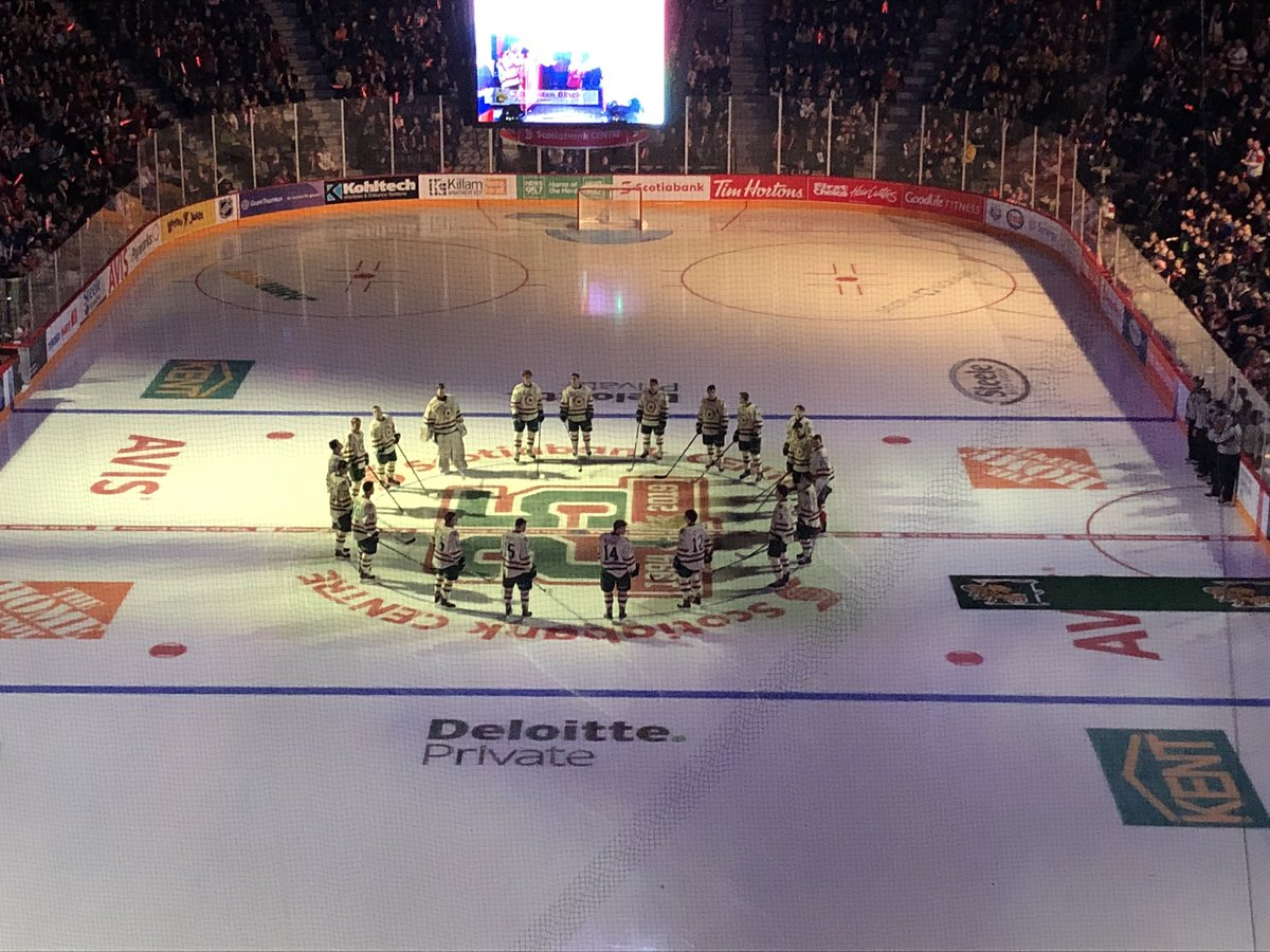 Quebec Major Junior Hockey League results (from Halifax Saturday)