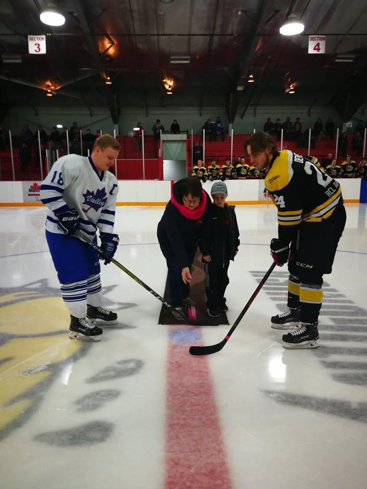 Nova Scotia Junior Hockey League results (from Antigonish Sunday)