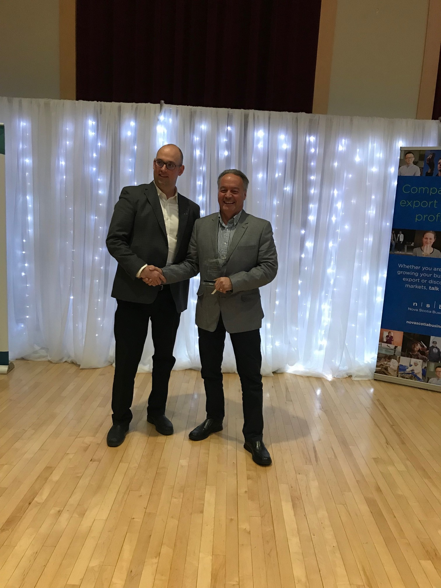 Chamber awards handed out in Port Hawkesbury