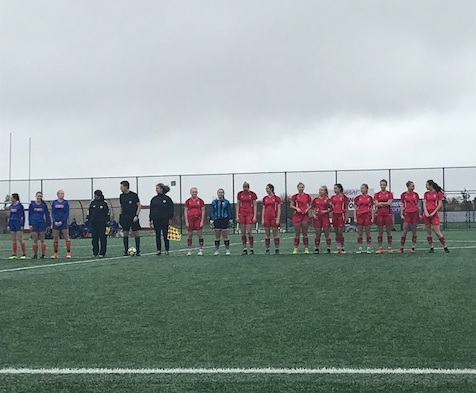 NSSAF soccer provincials Div. 1 girls championship results (from Halifax Saturday)