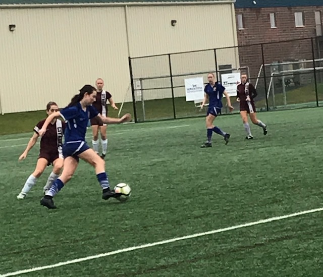NSSAFsoccer provincials Div. 1 girls championship results (from Halifax Friday)