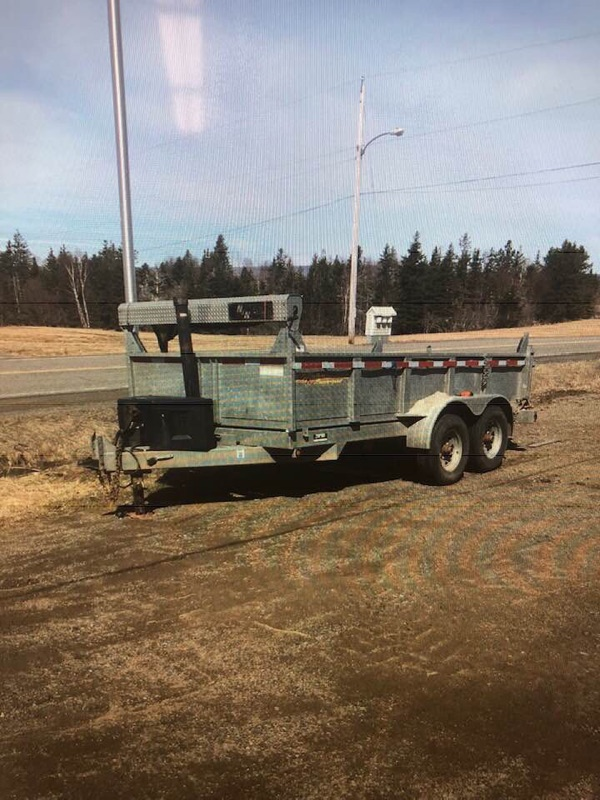 Police investigate Inverness Co. trailer theft