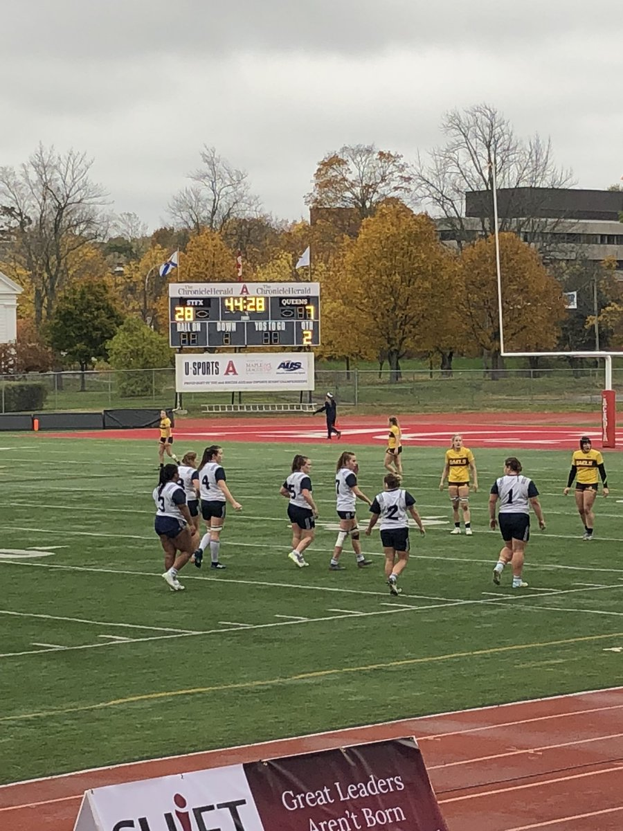 StFX advances to women's rugby national semi-final