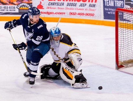 AUS hockey results (from Halifax Wednesday)