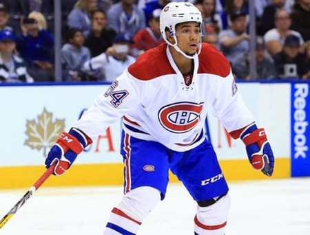 Former Habs draft pick to join X-Men