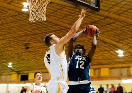 AUS basketball results (from Halifax Wednesday)