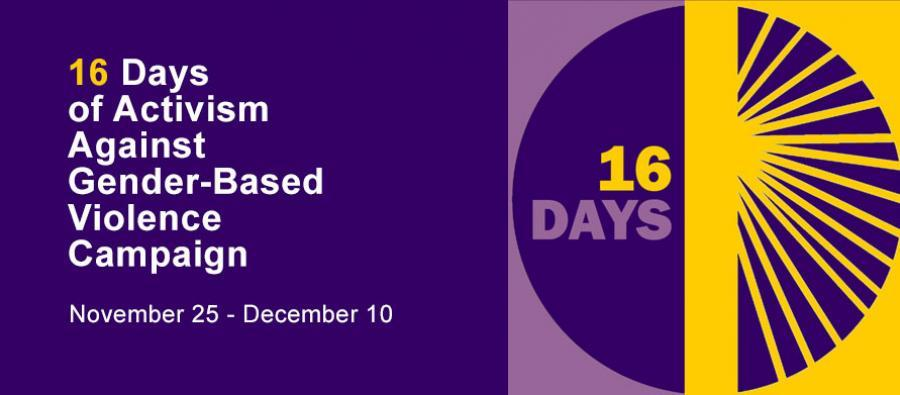 16 Days of Activism comes to a close