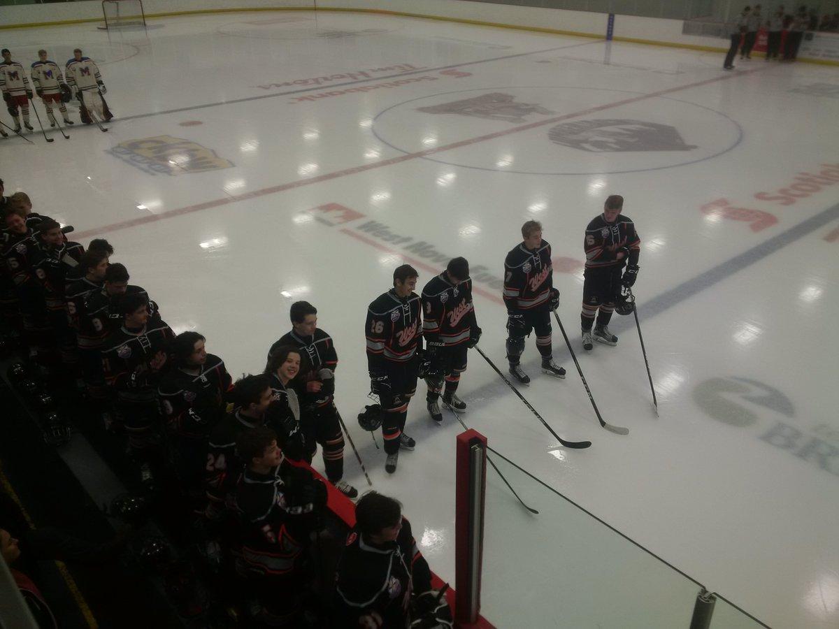 Nova Scotia Major Midget Hockey League results (from Lunenburg Sunday)