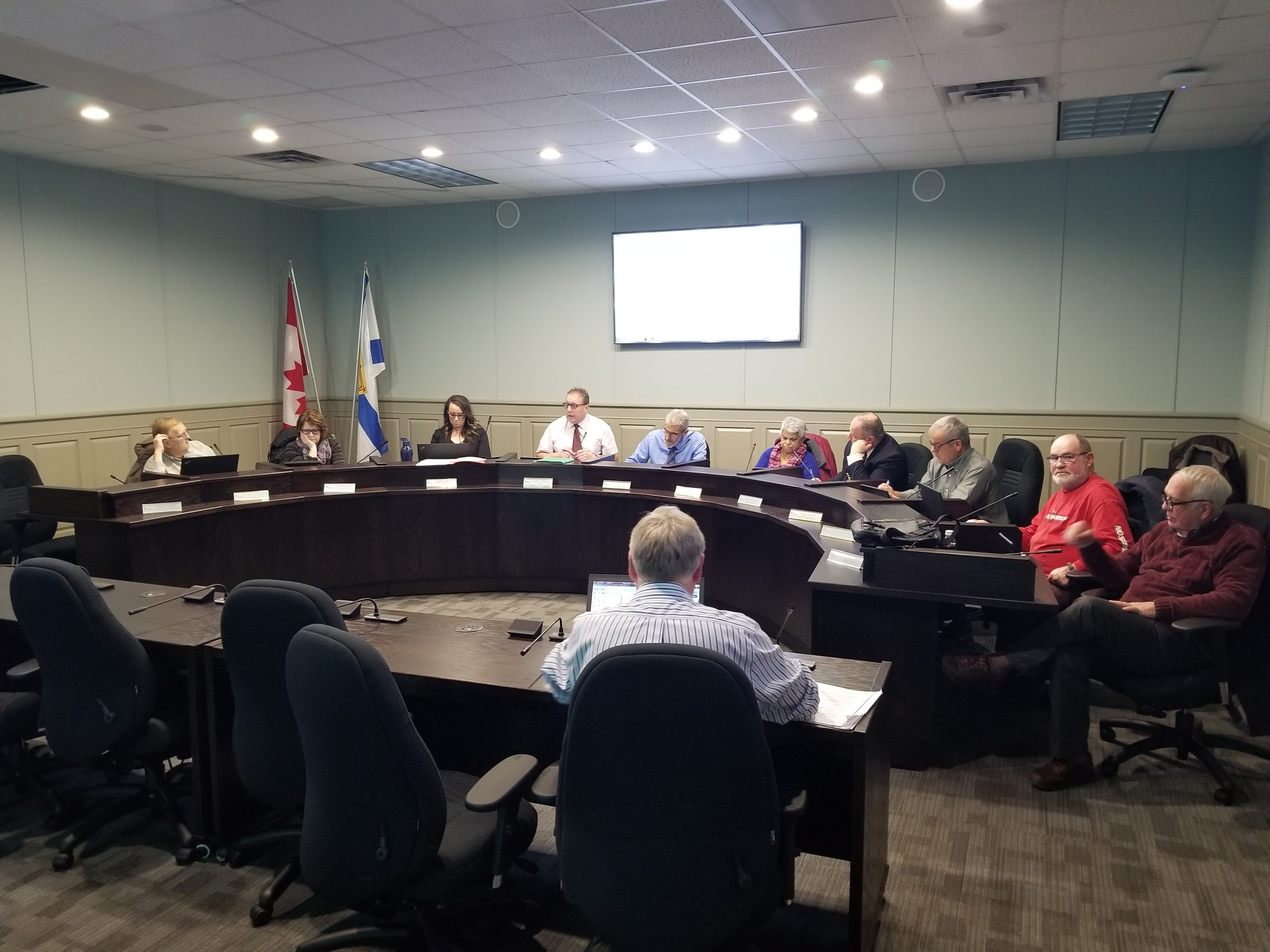 Warden says municipal officials are moving closer to construction of new compost facility