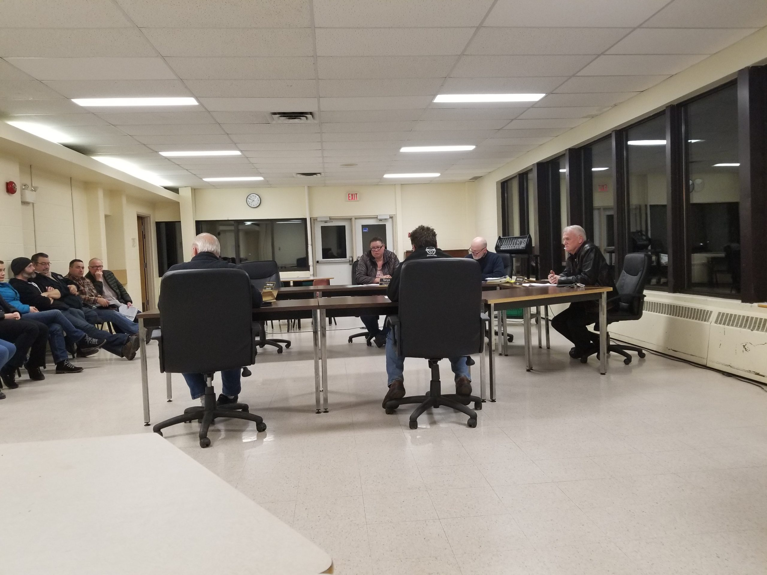 Mayor says town in need of new sewage treatment plant
