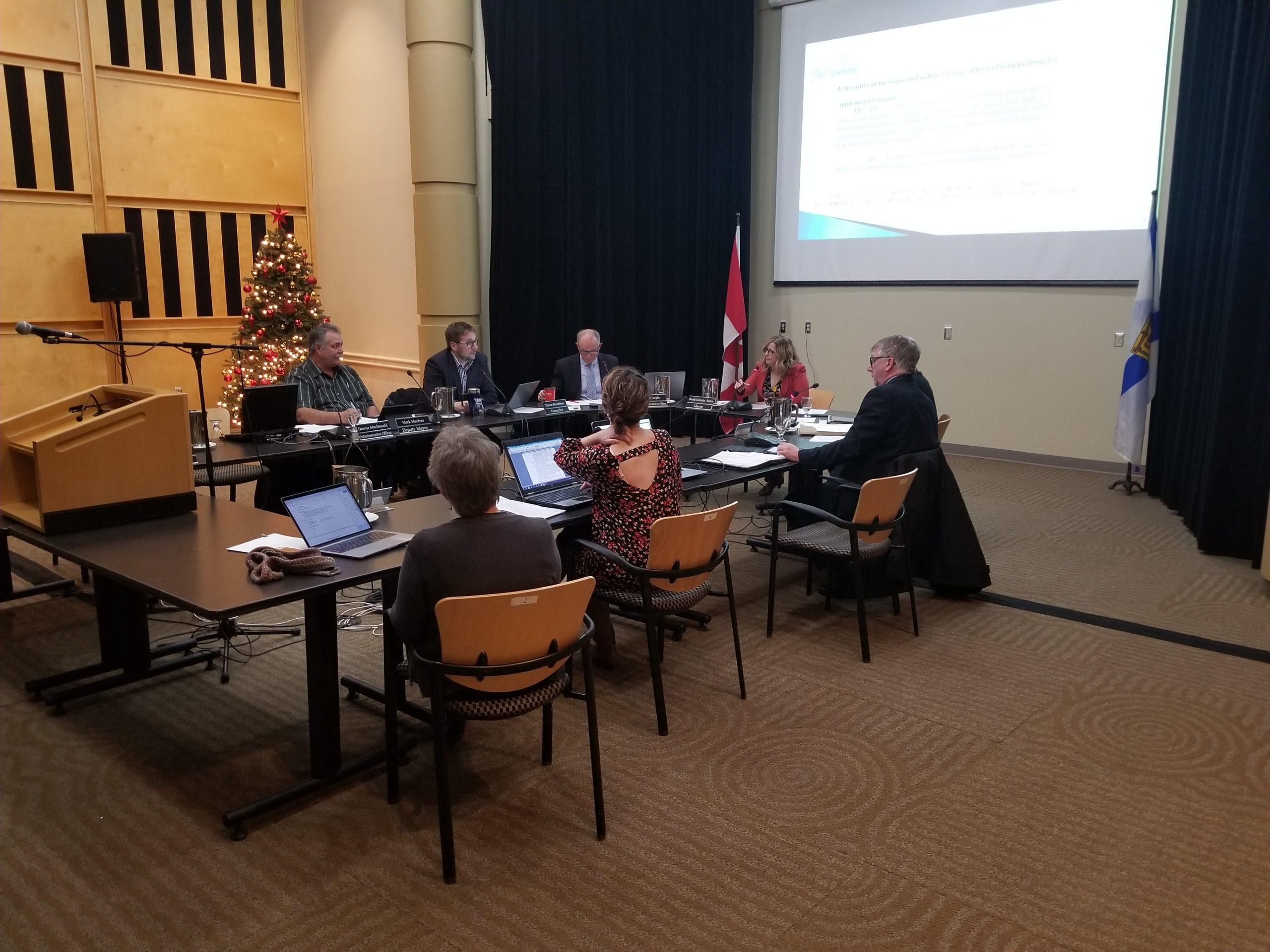 Port Hawkesbury town councillors delay decision on remuneration