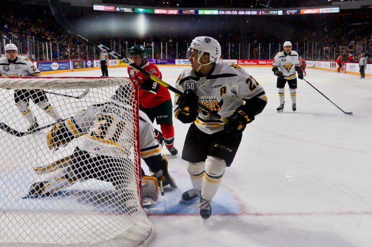 Quebec Major Junior Hockey League results (from Halifax