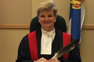 Halfpenny-MacQuarrie receives bar award