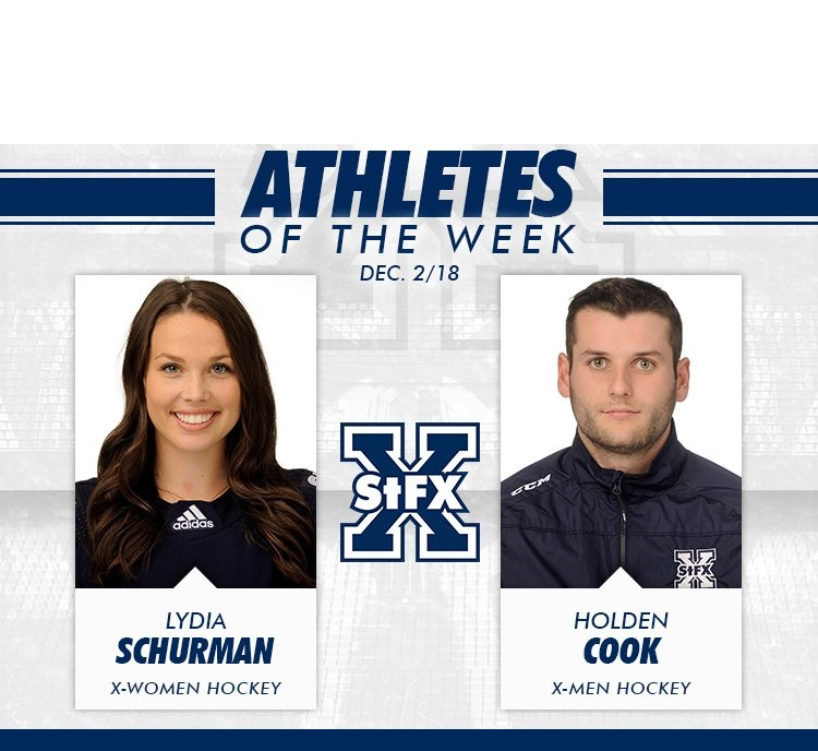 Final StFX AOTW of 2018 announced