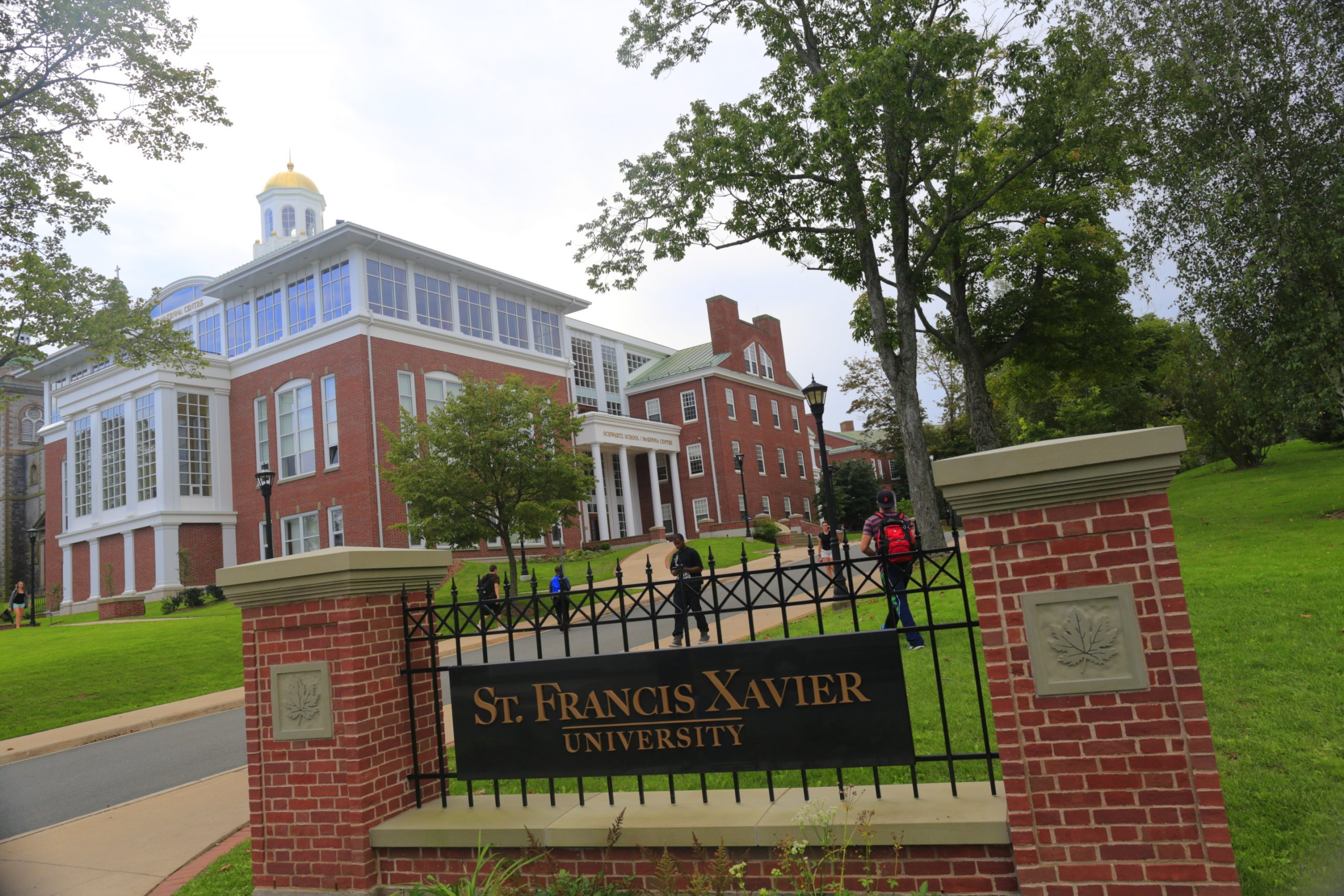 StFX officials receive operating grant increase