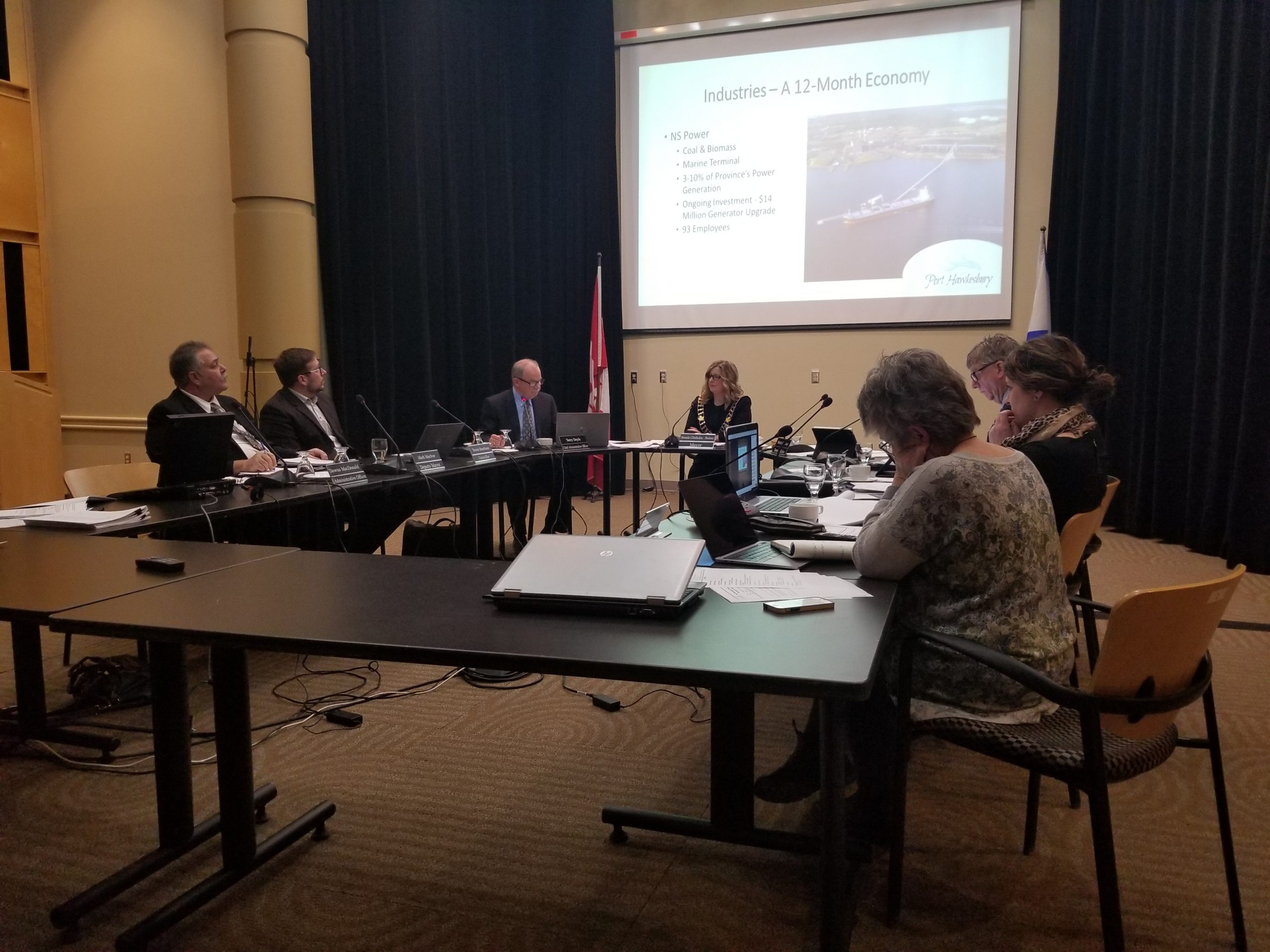 Motion on key component of Destination Reeves St. put off