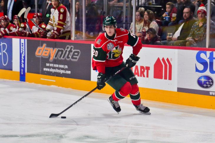 Quebec Major Junior Hockey League results (from Bathurst Tuesday)
