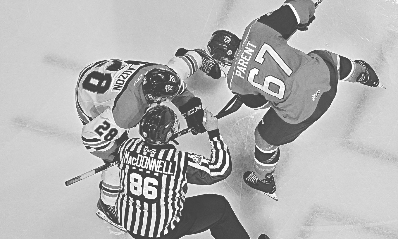 Quebec Major Junior Hockey League Playoff Results From Halifax