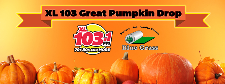 XL 103 Great Pumpkin Drop