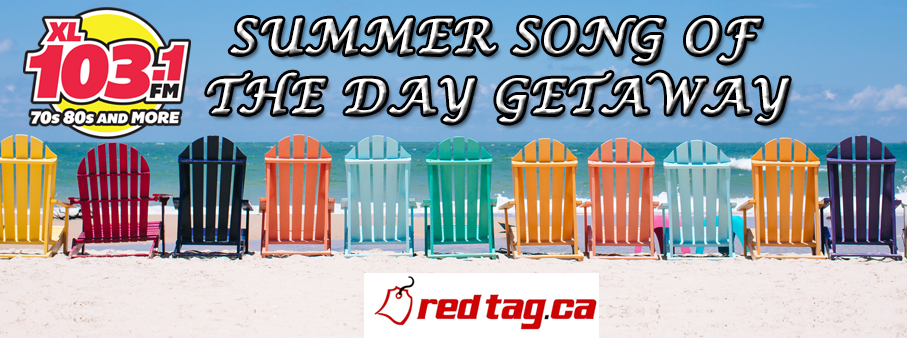 XL 103 Summer Song Of The Day Getaway