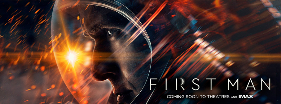 Win your way to the Advance Screening of FIRST MAN