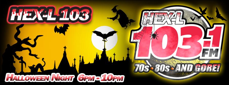 HEX-L 103 – 70s, 80s & GORE!