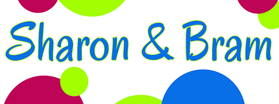 Win your way to Sharon and Bram!