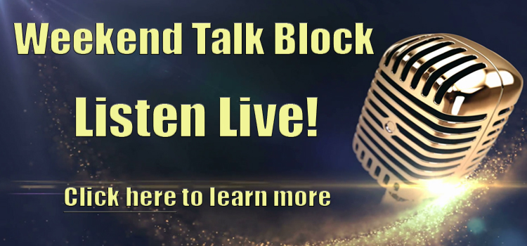 Feature: http://973litefm.com/weekend-talk-block/