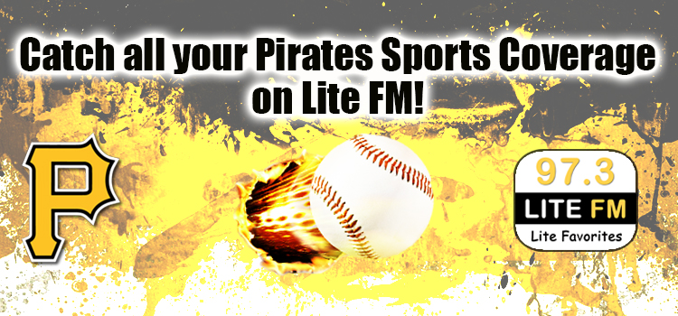 Feature: http://973litefm.com/pittsburgh-pirates/