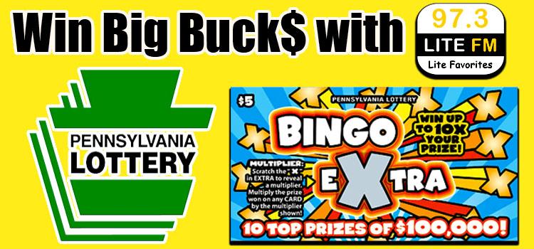 Live pa lottery