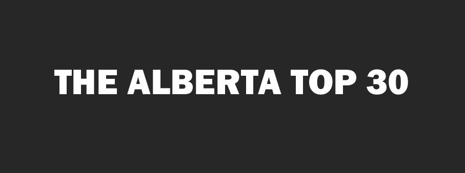 The Alberta Top 30